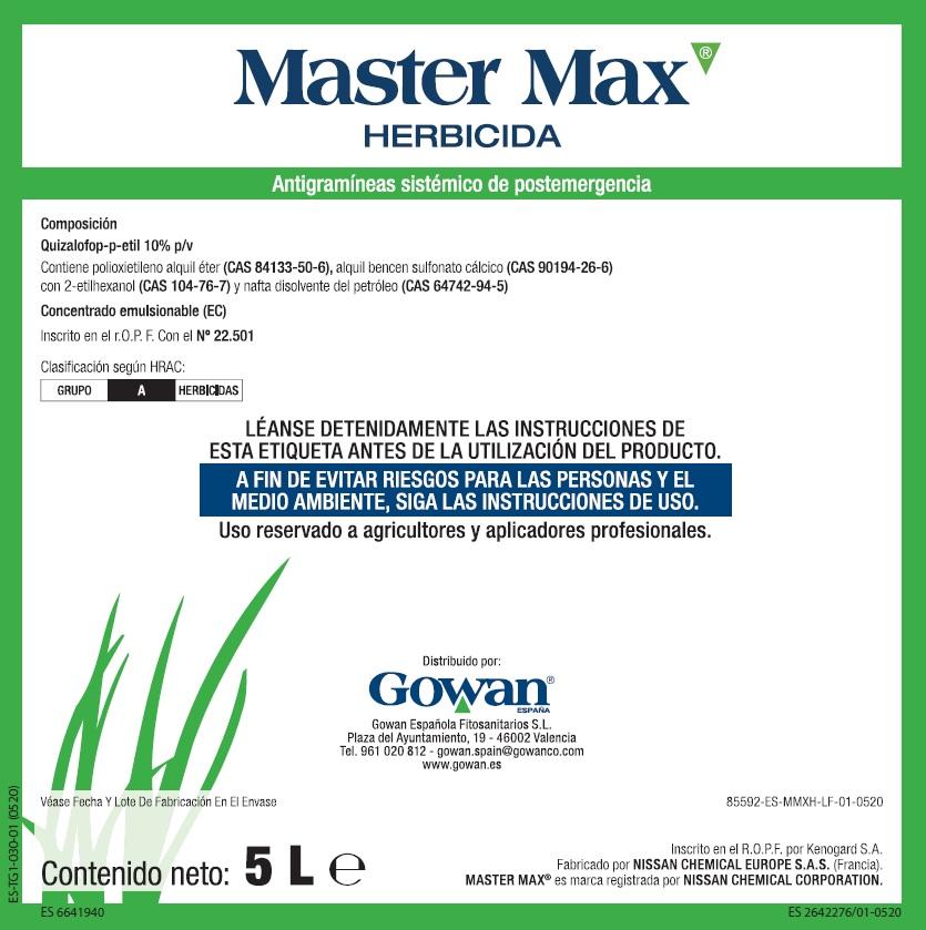 Master max foto